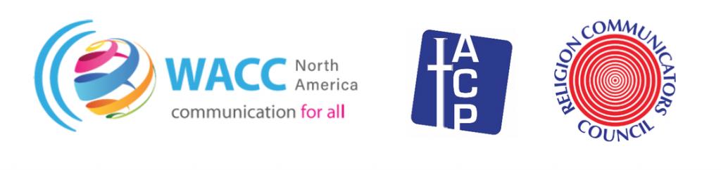 WACC North America Logo, Associated Church Press Logo, RCC Logo